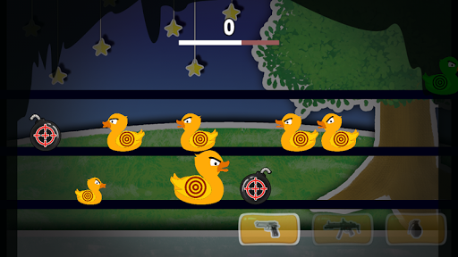 Circus Duck Shooting Blast