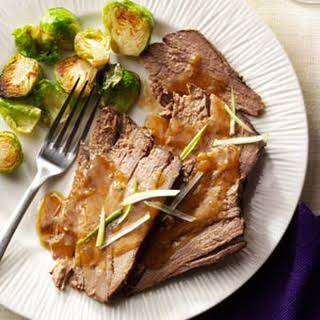 Marinated Pot Roast.