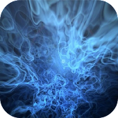 Blue Flame Live Wallpaper