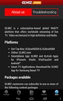 Screenshot of GLWiZ