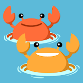Cute Crab GO Launcher Theme