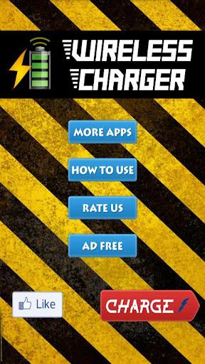Wireless Charger Adfree
