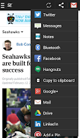 Screenshot of The Seattle Times