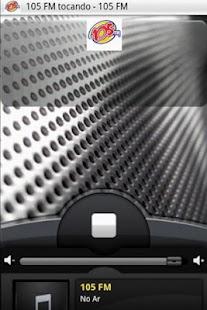 Radio 105 FM - Criciúma - screenshot thumbnail
