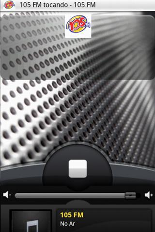Radio 105 FM - Criciúma - screenshot