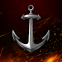 Warships – Sea on Fire! HD logo