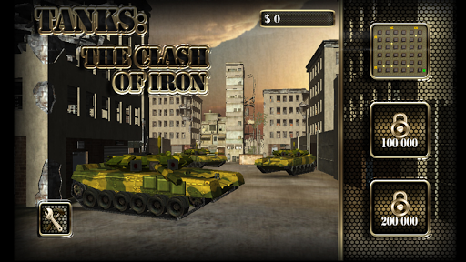 Танки: the clash of iron