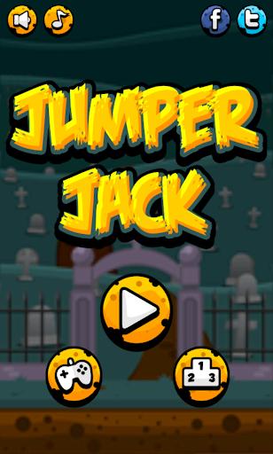 Jumper Jack Halloween