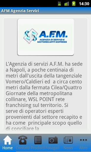 AFM Agenzia Servizi