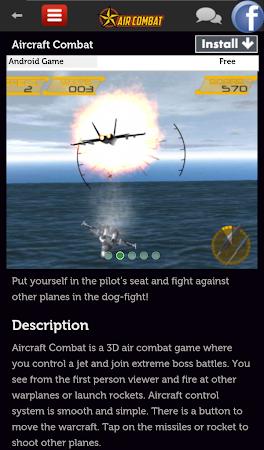 Air Combat Games 1.0 screenshot 68084