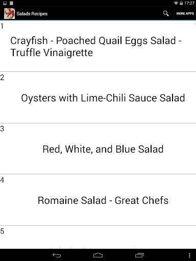 Salads Recipes