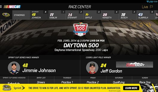 NASCAR MOBILE Screenshot 24