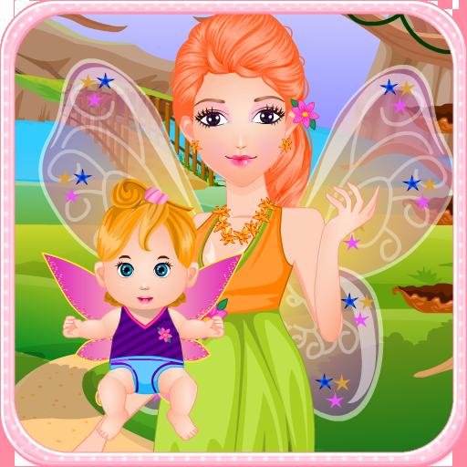 童話誕生的女孩遊戲 LOGO-APP點子