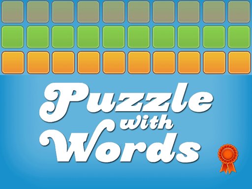 Puzzle with Words NO ADS