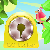 GO Locker Theme animals