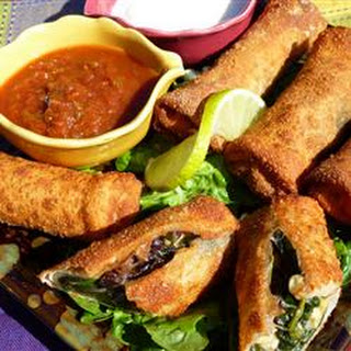 Southwest-Style Egg Rolls Recipe