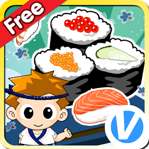 TK Sushi Shop for PC and MAC