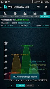 WiFi Overview 360 - screenshot thumbnail