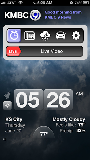 Alarm Clock KMBC 9 News