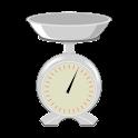 値段100g当り logo