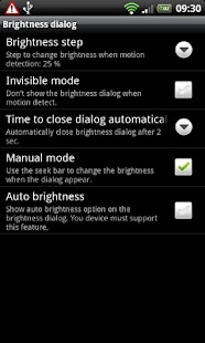 Brightness Motion Lite- screenshot thumbnail