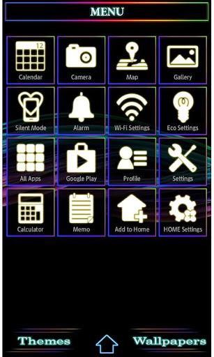 Cool Wallpaper Spectrum Theme 1.3 Windows u7528 2