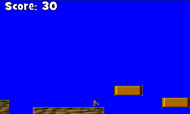 RunOrDie! - screenshot