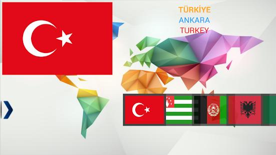 Ülke Bayrakları - screenshot thumbnail