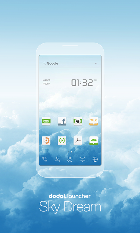dodol Launcher - screenshot