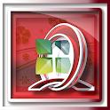 "RedLi 3D theme ""Next Launcher"" icon"