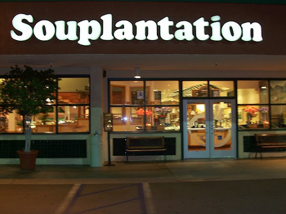 Find out what's popular at souplantation parking lot in real-time and see activity, reviews and ratings!