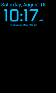 WakeVoice - vocal alarm clock - screenshot thumbnail