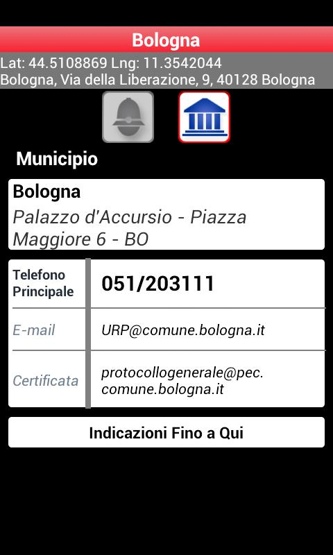 Pronto Polizia Locale - screenshot