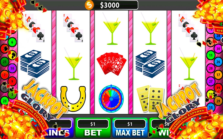 free casino multi line slots