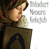 Novel Bidadari Menara Ketujuh