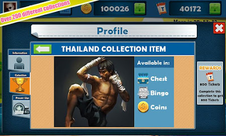 Bingo Fever - World Trip 1.04 screenshot 228046