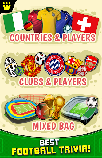 Football Clubs Jersey Quiz