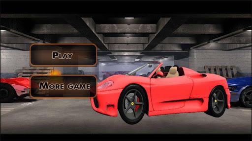 Ferrari 3D Drift Simulator