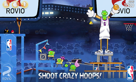 Angry Birds Seasons Screenshot 19