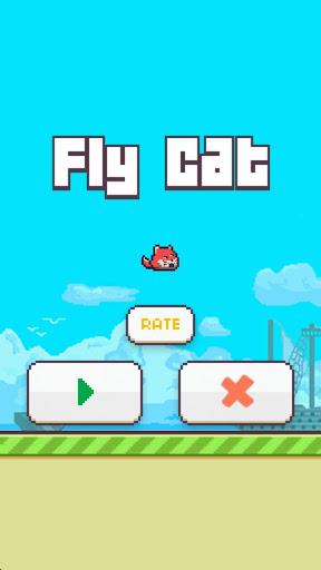 Mèo Bay - Fly Cat