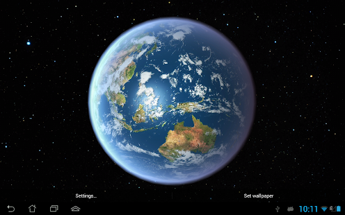 Earth HD Free Edition- screenshot thumbnail