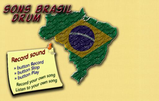 Instrumento Percussão Samba