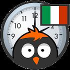 Moji - Imparare L'orologio icon