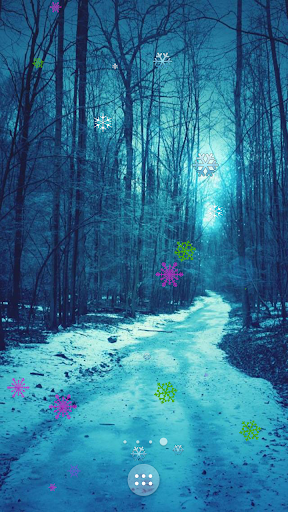 Snow HD Live Wallpaper
