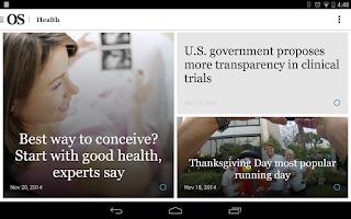 Screenshot of Orlando Sentinel