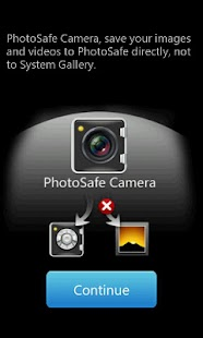 PhotoSafe - Gallery Photo Hide - screenshot thumbnail