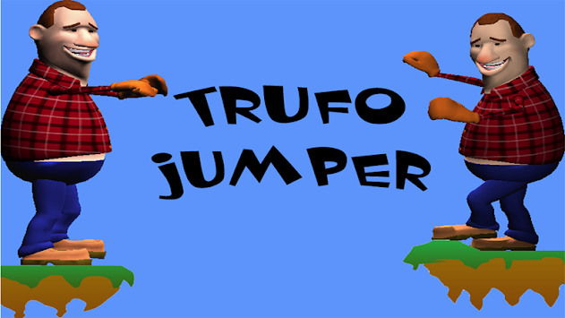 Christmas with Trufo Jumper apk screenshot