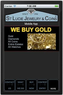 St. Lucie Jewelry and Coins - screenshot thumbnail
