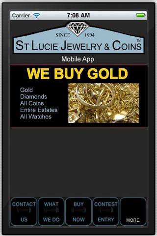 St. Lucie Jewelry and Coins - screenshot