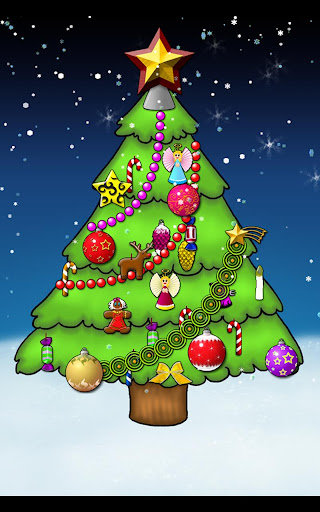 【免費休閒App】Kids' Christmas Tree-APP點子